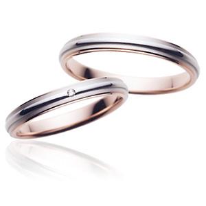 sarasa 更紗 マリッジリング (結婚指輪) SRー209ーSRー210 エクセルワールド プレゼントにも