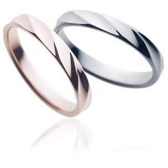 sarasa 更紗 マリッジリング (結婚指輪) SRー257ーSRー258 エクセルワールド プレゼントにも