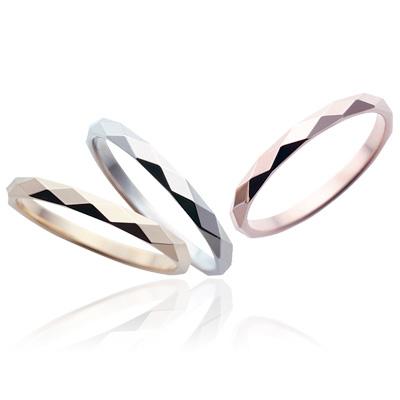 sarasa 更紗 マリッジリング (結婚指輪) SRー266ーSRー265ーSRー267 エクセルワールド プレゼントにも