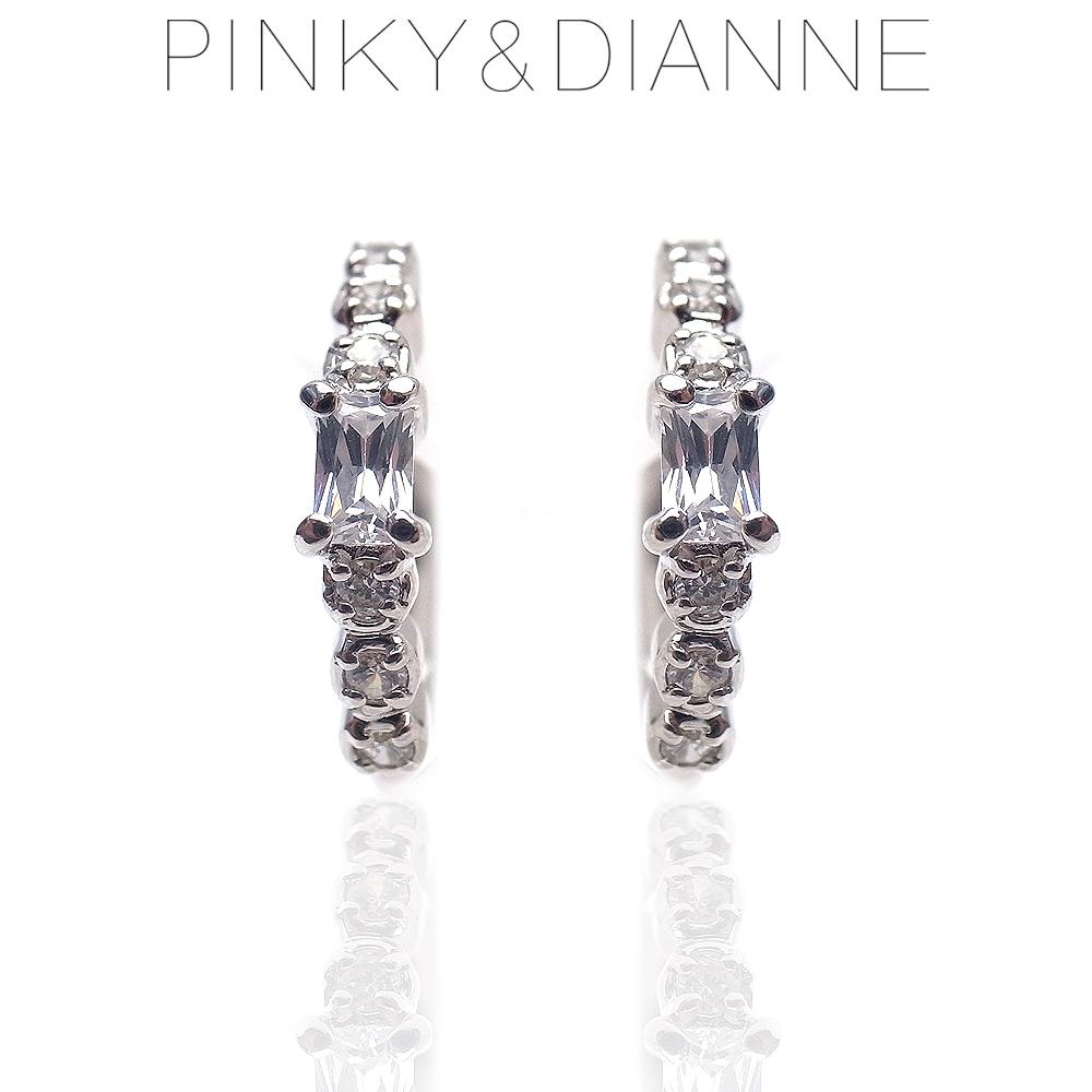 ピンキー&ダイアン ピアス Pinky&Dianne 52156 エクセルワールド ブランド プレゼントにも おしゃれ アクセサリー TP1