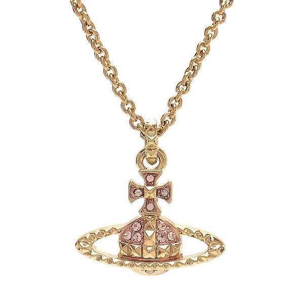 Vivienne Westwood ヴィヴィアンウエストウッド メイフェア オーブ ゴールド ネックレス MT12628 3