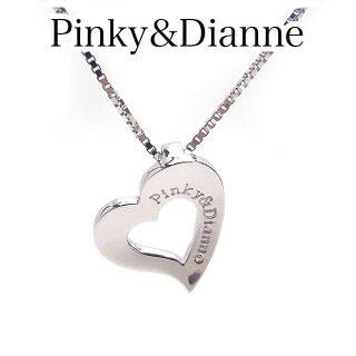 ピンキー&ダイアン ネックレス シルバー Pinky&Dianne 51527 エクセルワールド ブランド プレゼントにも おしゃれ アクセサリー TP1