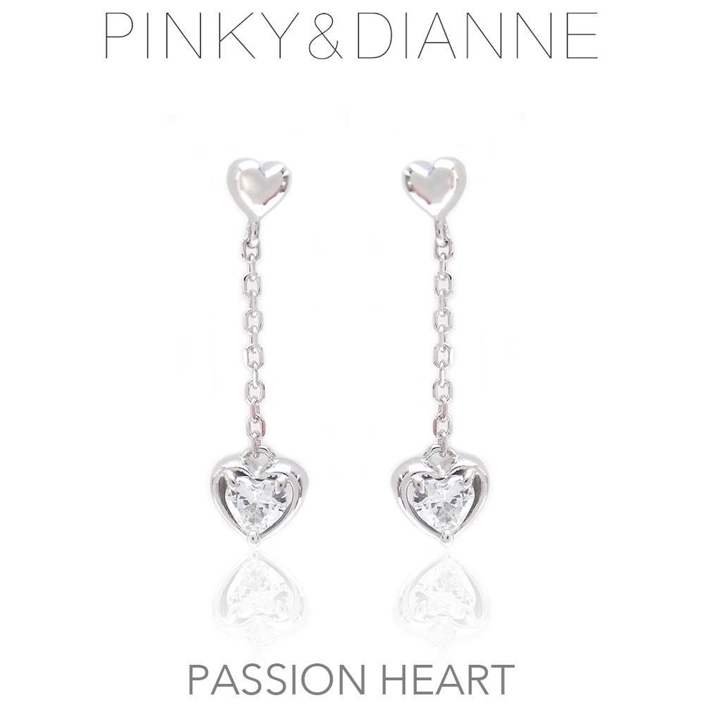 ピンキー&ダイアン ピアス Pinky&Dianne シルバー925 52205 Passion Heart パッションハート 特別ポイントアップ商品 エクセルワールド ブランド プレゼントにも おしゃれ アクセサリー