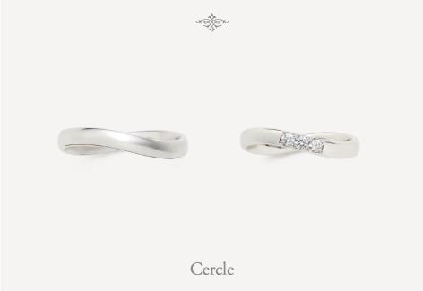 OCTAVE オクタブ マリッジリング (結婚指輪) cercle セルクル 輪 エクセルワールド プレゼントにも