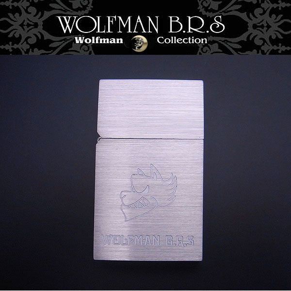 ウルフマン BRS WOLFMAN B.R.S ライター ウォーウルフライター 【送料無料でお届け】