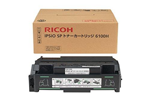 送料無料【メーカー純正】 新品 RICOH リコー イプシオ SPトナー 6100H 515317 /IPSIO-SP6100 6210 6310 0113_flash