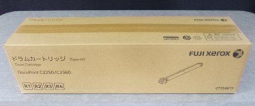 メーカー純正】富士ゼロックス FUJI XEROX DocuPrint C2250用 ドラム/CT350615(40,000枚) XE-DMC2250J  0113_flash