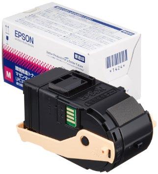 【メーカー純正】 新品 エプソン EPSON Offirio LP-S7100 シリーズ用 トナーカートリッジ スマートスタイルカートリッジ マゼンタ Mサイズ 5500ページ LPC3T18MV LP-S7100、LP-S7100R、LP-S7100Z、LP-S7100RZ  0113_flash