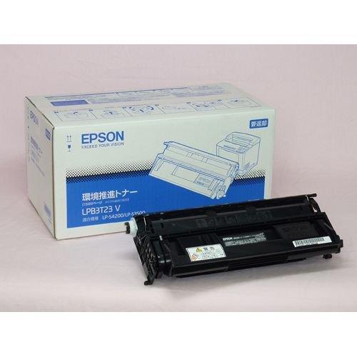 訳あり【メーカー純正】 新品 EPSON エプソン 環境推進トナーV LPB3T23V LP-S3500/LP-S3500PS/LP-S3500R/LP-S3500Z/LP-S4200/LP-S4200PS 印字枚数:15000枚  0113_flash