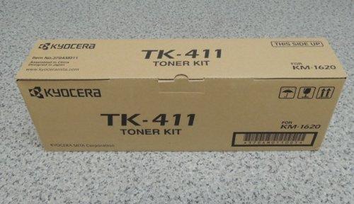 【メーカー純正】新品 京セラ トナーカートリッジ TK-412 海外向純正トナー輸入品 /KM-1620 KM-1650 KM-2050 KM-2020 0113_flash