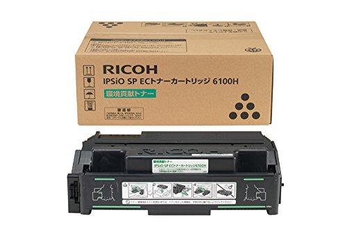送料無料【メーカー純正】 新品 RICOH リコー イプシオ SPトナー ECトナーカートリッジ 6100H 308678 /IPSiO SP6100 SP6310  0113_flash