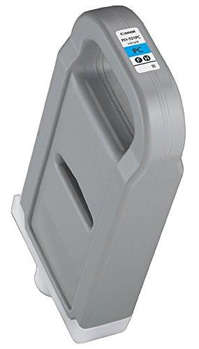 【メーカー純正】 新品 キヤノン Canon インクタンク PFI-701PC 0904B001 顔料フォトシアン (iPF9000/8000/9100/8100/9000S/8000S) 0113_flash