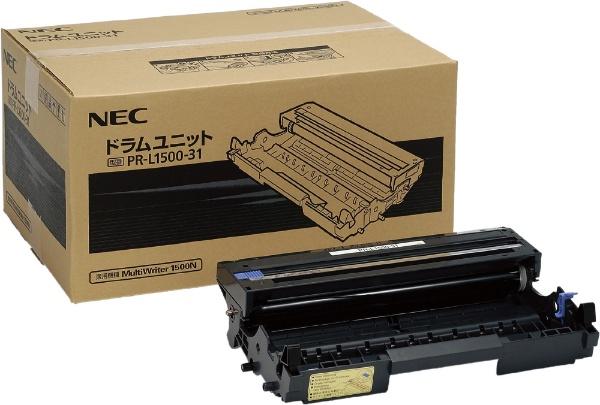 【メーカー純正】 新品 NEC ドラムユニット PR-L1500-31 /PR-L5400N PR-L1500N 0113_flash