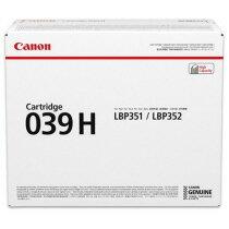送料無料【メーカー純正】新品 CANON キヤノン 大容量トナーカートリッジ039H CRG-039H 0288C001 /LBP351i LBP352i 0113_flash