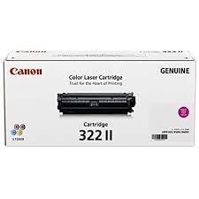 訳あり CANON トナーカートリッジ322IIマゼンダ 2649B001 CN-EP322-2MJ(送料無料)
