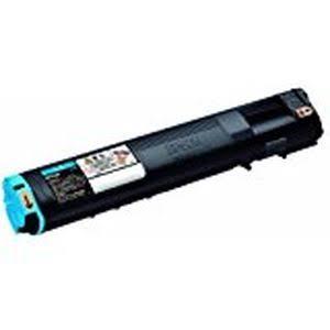 (メーカー純正)新品 EPSON 環境推進トナー LPC3T21CV シアン 6,200ページ LP-S5300/M5300シリーズ用(送料無料)