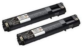 (メーカー純正)新品 EPSON ETカートリッジ LPC3T21KP Mサイズ ブラック2本 6,200ページ×2 LP-S5300/M5300シリーズ用(送料無料)
