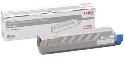 (メーカー純正)新品 OKI トナーカートリッジ マゼンタ TNR-C3KM1(送料無料)