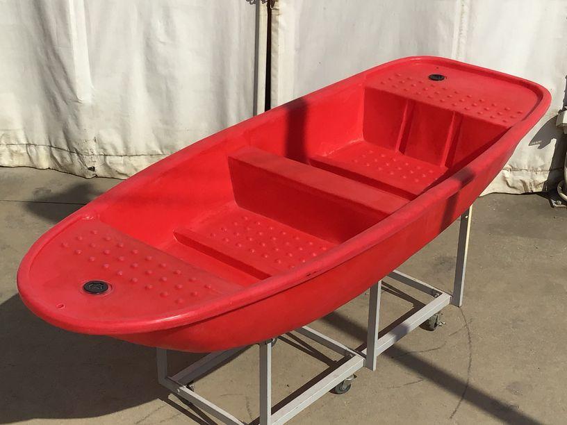 小型ボート ポリエチレン樹脂製 MARIN piiyo familiar270 免許不要 2馬力対応 釣り 手漕ぎ 二人用 船