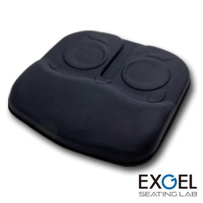 ジェルクッション 腰痛対策 低反発 EXGEL アウル サポート シートクッション OWLS-S01 エクスジェル 車椅子 車いす クッション 座布団 体圧 分散 褥瘡 予防 じょくそう 床ずれ 姿勢 保持 加地