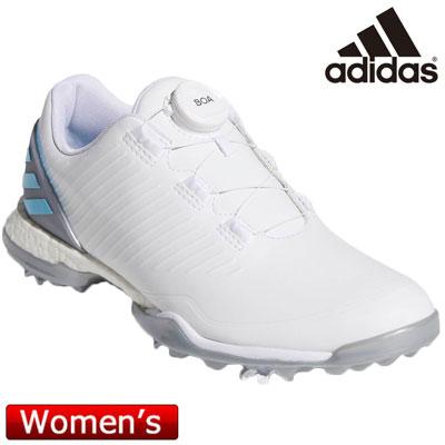 adidas(アディダス) アディパワー フォージド ボア BTF17 レディース ゴルフシューズ BB7843