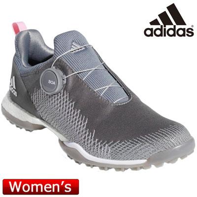 adidas(アディダス) フォージファイバー ボア BTF19 レディース ゴルフシューズ BB7851