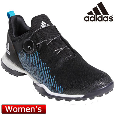 adidas(アディダス) フォージファイバー ボア BTF19 レディース ゴルフシューズ BB7853