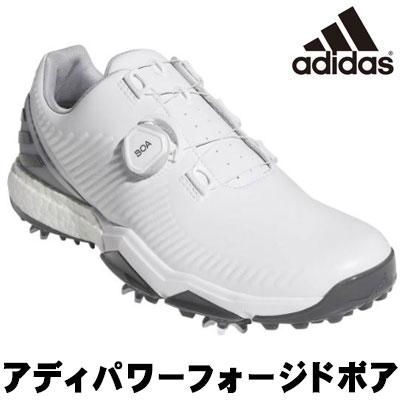 adidas(アディダス) アディパワーフォージドボア BTE46 メンズ ゴルフシューズ BB7909
