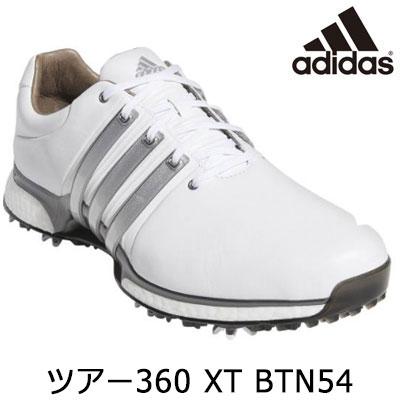 adidas(アディダス) ツアー360 XT BTN54 メンズ ゴルフシューズ BD7123