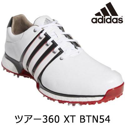 adidas(アディダス) ツアー360 XT BTN54 メンズ ゴルフシューズ BD7124