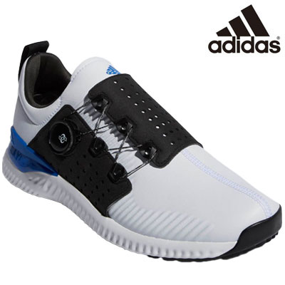 adidas(アディダス) アディクロス バウンス ボア WI967 メンズ ゴルフシューズ F33573