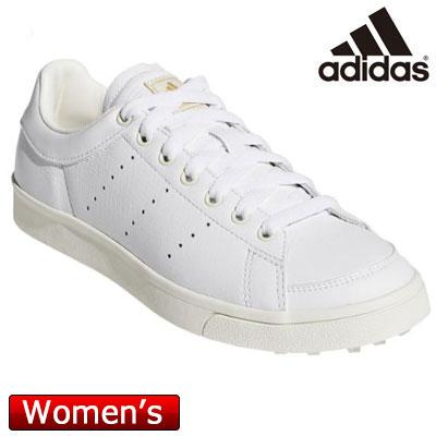 adidas(アディダス) ウィメンズ アディクロス クラシック WI997 レディース ゴルフシューズ F33743