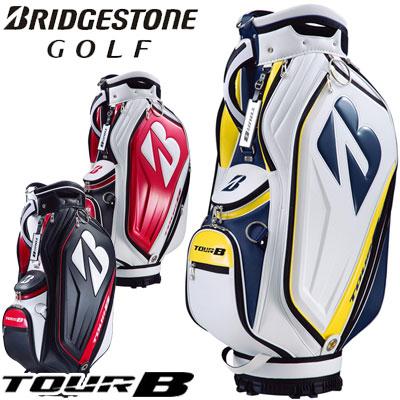 現品 2019モデル BRIDGESTONE GOLF ブリヂストン ゴルフ TOUR CBG001 プロレプリカモデル 推奨 キャディバッグ B メンズ