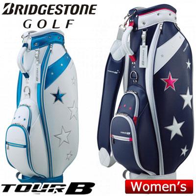ゴルフ) BRIDGESTONE B GOLF(ブリヂストン CBG051 レディース TOUR キャディバッグ
