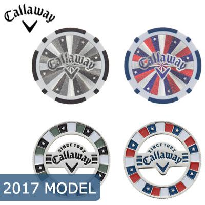 Callaway(キャロウェイ) Coin マーカー 17 JM =