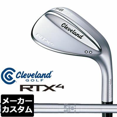 【メーカーカスタム】Cleveland(クリーブランド) RTX4 ツアーサテン ウェッジ N.S.PRO 950GH スチールシャフト