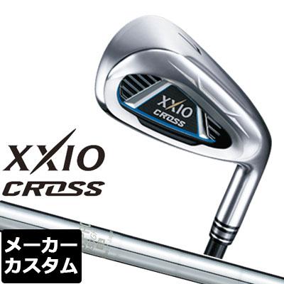 【メーカーカスタム】DUNLOP(ダンロップ) XXIO CROSS -ゼクシオ クロス- アイアン 単品(#5、#6、AW、DW、SW) N.S.PRO 950GH スチールシャフト