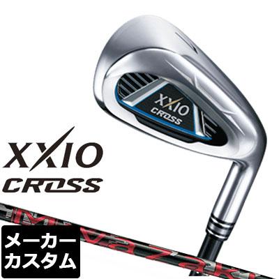 【メーカーカスタム】DUNLOP(ダンロップ) XXIO CROSS -ゼクシオ クロス- アイアン 4本セット(#7-9、PW) Miyazaki Mahana カーボンシャフト