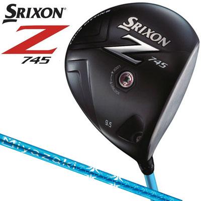 DUNLOP(ダンロップ) SRIXON -スリクソン- Z745 ドライバー  Miyazaki Kosuma Blue 6 カーボンシャフト =:EX GOLF