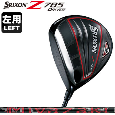 DUNLOP(ダンロップ) SRIXON -スリクソン- Z785 ドライバー 【左用-LEFT HAND-】Miyazaki Mahana カーボンシャフト