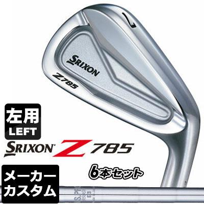 【メーカーカスタム】DUNLOP(ダンロップ) SRIXON -スリクソン- Z 785 アイアン 【左用】 6本セット(#5-PW) N.S.PRO 950GH スチールシャフト