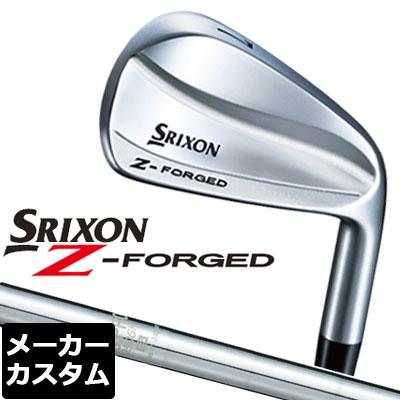 【メーカーカスタム】DUNLOP(ダンロップ) SRIXON -スリクソン- Z FORGED アイアン 単品 (#3、#4) N.S.PRO 950GH スチールシャフト