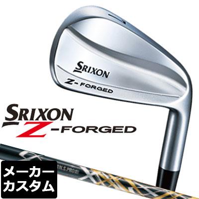 【ゲリラセール開催中】【メーカーカスタム】DUNLOP(ダンロップ) SRIXON -スリクソン- Z FORGED アイアン 単品 (#3、#4) N.S.PRO 950GH DST Design Tuning(ブラック) スチールシャフト