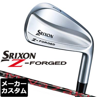 【メーカーカスタム】DUNLOP(ダンロップ) SRIXON -スリクソン- Z FORGED アイアン 単品 (#3、#4) Miyazaki Mahana カーボンシャフト