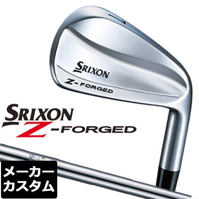 【ゲリラセール開催中】【メーカーカスタム】DUNLOP(ダンロップ) SRIXON -スリクソン- Z FORGED アイアン 単品 (#3、#4) N.S.PRO 980GH DST スチールシャフト