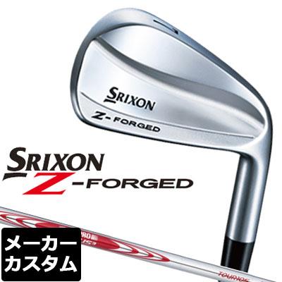 【ゲリラセール開催中】【メーカーカスタム】DUNLOP(ダンロップ) SRIXON -スリクソン- Z FORGED アイアン 6本セット(#5-PW) N.S.PRO MODUS3 TOUR105 スチールシャフト