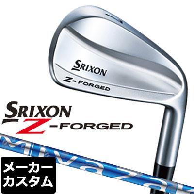 【メーカーカスタム】DUNLOP(ダンロップ) SRIXON -スリクソン- Z FORGED アイアン 単品 (#3、#4) Miyazaki for IRON カーボンシャフト