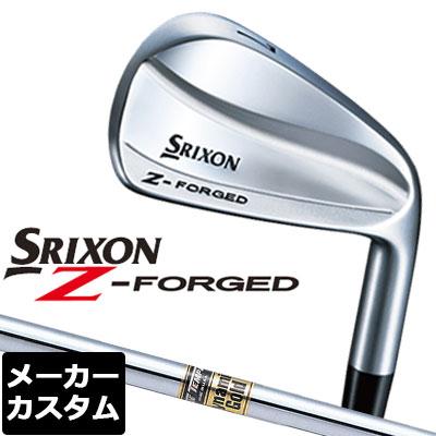 【ゲリラセール開催中】【メーカーカスタム】DUNLOP(ダンロップ) SRIXON -スリクソン- Z FORGED アイアン 単品 (#3、#4) Dynamic Gold スチールシャフト