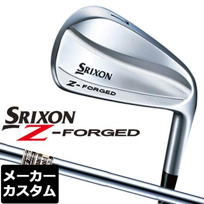 【メーカーカスタム】DUNLOP(ダンロップ) SRIXON -スリクソン- Z FORGED アイアン 単品 (#3、#4) Dynamic Gold DST スチールシャフト