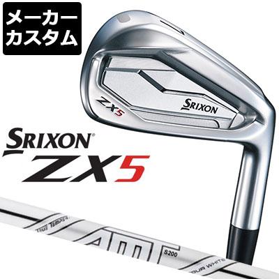 日本正規品 日本仕様 保証書付 特注 メーカーカスタム DUNLOP ダンロップ SRIXON 爆買い新作 ZX5 安心の定価販売 アイアン 単品 #4 SW AMT スリクソン WHITE AW Dynamic スチールシャフト Gold TOUR
